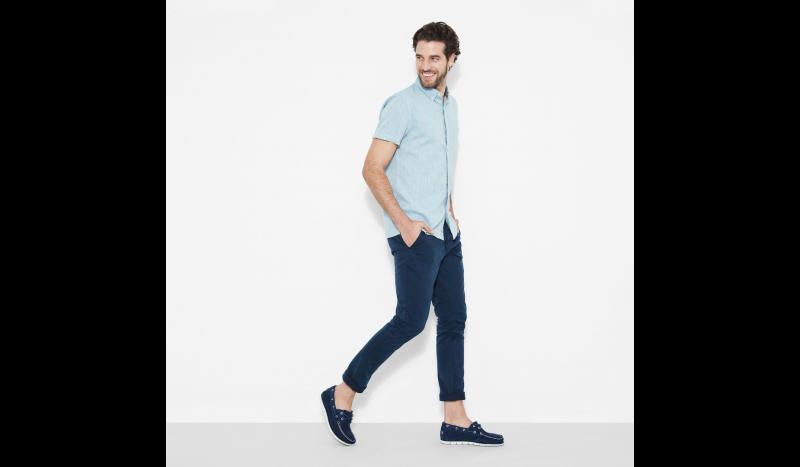 Timberland Рубашка с коротким рукавом мужские модель TH5146 характеристики, 2017