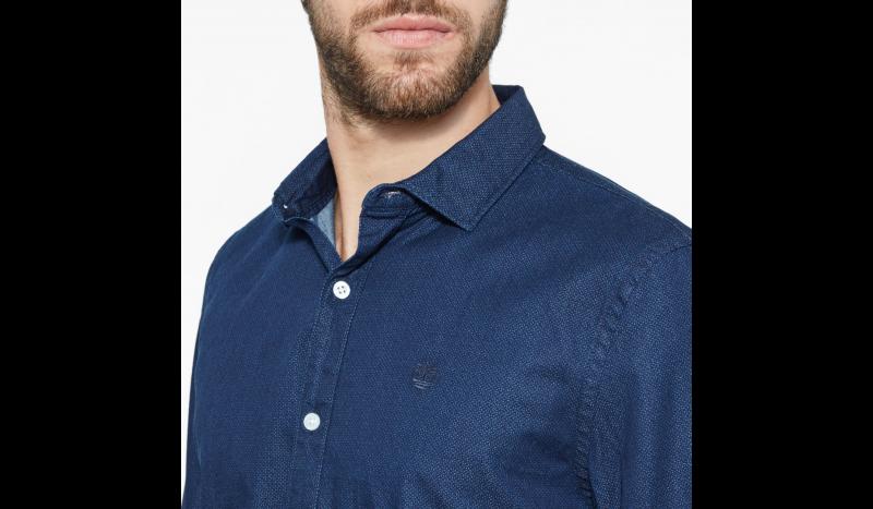 Рубашка с длинным рукавом мужские Timberland модель TH5159 характеристики, 2017