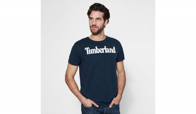 Timberland Футболка мужские модель TH5171 качество, 2017