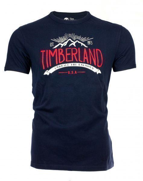 Футболка мужские Timberland DESTIN RINGER TEE DARK SAPPHIR TH5183 одежда бренда, 2017