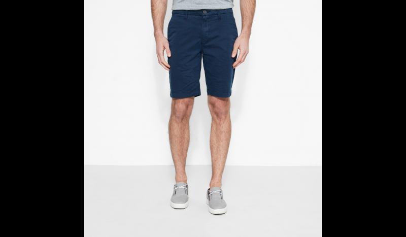 Шорты для мужчин Timberland SQUAM LAKE STRETCH CHINO DARK TH5213 одежда бренда, 2017