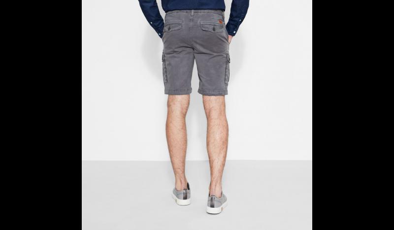 Шорты мужские Timberland SQUAM LAKE STRETCH CARGO TORNA TH5215 одежда бренда, 2017