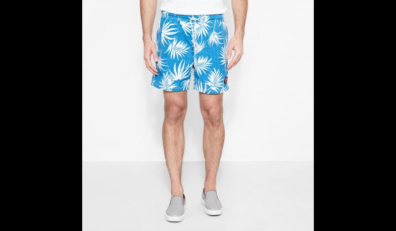 Шорты для плавания мужские Timberland SEAGULL BEACHWEAR DARK SAPPHIR TH5232 размеры одежды, 2017