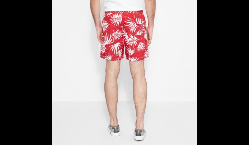 Шорты для плавания для мужчин Timberland SEAGULL BEACHWEAR RED FANTASY TH5233 модная одежда, 2017