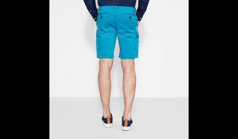 Шорты мужские Timberland SQUAM LAKE STRETCH CARGO MOSAI TH5236 одежда бренда, 2017