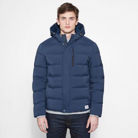 Куртка пуховая для мужчин Timberland Goose Eye Mountain Jacket TH5260 размеры одежды, 2017