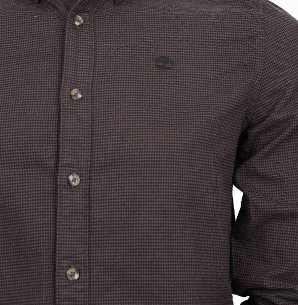 Рубашка с длинным рукавом мужские Timberland LS Black River Brushed Houndst TH5272 выбрать, 2017