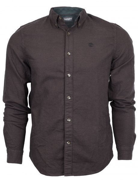 Рубашка с длинным рукавом мужские Timberland LS Black River Brushed Houndst TH5272 размерная сетка одежды, 2017