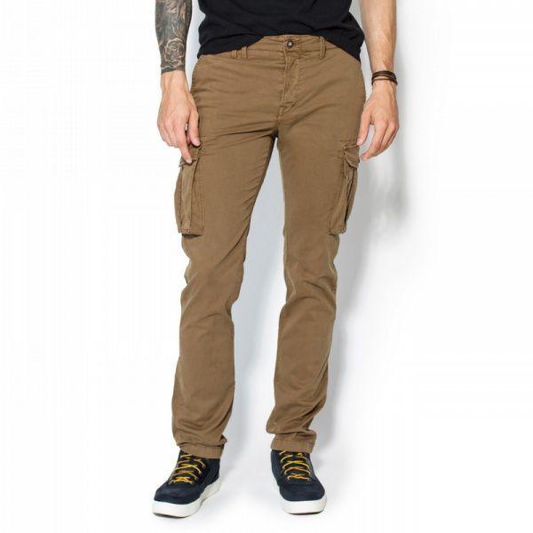 Брюки для мужчин Timberland Squam Lake Straight Twill Carg TH5311 одежда бренда, 2017