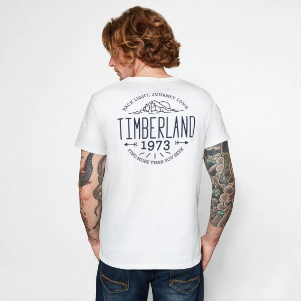 Футболка для мужчин Timberland TH5362 брендовая одежда, 2017