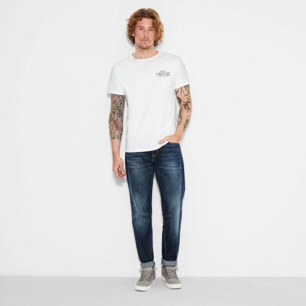 Футболка для мужчин Timberland TH5362 цена одежды, 2017
