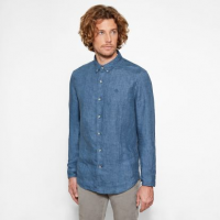 Рубашка с длинным рукавом мужские Timberland модель TH5380 приобрести, 2017