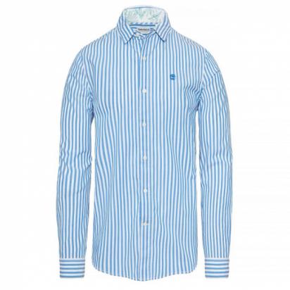 Рубашка с длинным рукавом мужские Timberland модель A1KHRJ47 цена, 2017