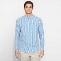 Рубашка с длинным рукавом мужские Timberland модель TH5384 приобрести, 2017