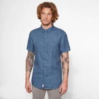 Рубашка с коротким рукавом мужские Timberland модель TH5388 приобрести, 2017
