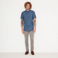 Рубашка с коротким рукавом мужские Timberland модель TH5388 характеристики, 2017