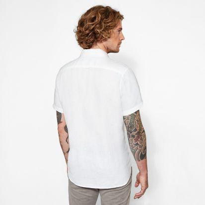 Рубашка с коротким рукавом мужские Timberland модель A1KT6K93 отзывы, 2017