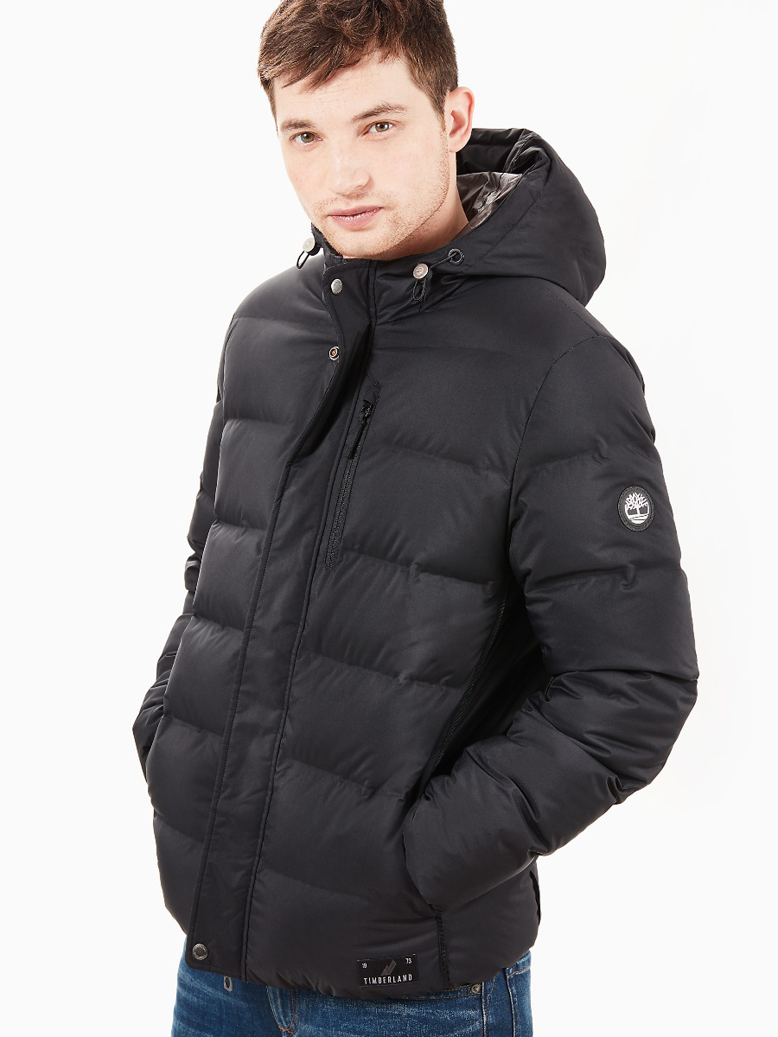 Куртка пуховая мужские Timberland модель TH5463 , 2017