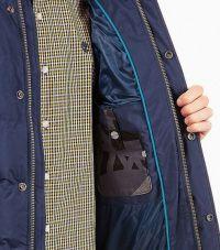Куртка пуховая мужские Timberland модель A1MYATB9 приобрести, 2017