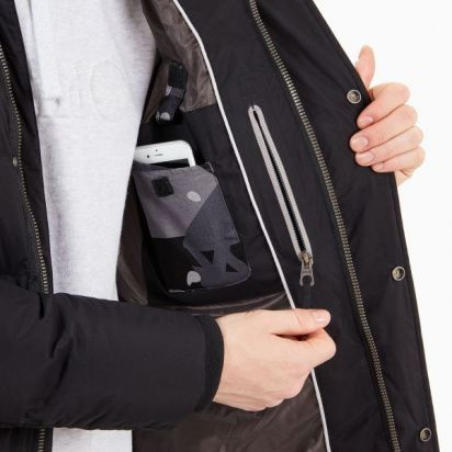 Куртка Timberland модель A1MVE001 — фото 2 - INTERTOP