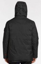 Куртка пуховая мужские Timberland модель A1MZF001 качество, 2017