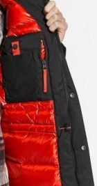 Куртка пуховая мужские Timberland модель A1MZF001 , 2017
