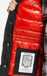 Куртка пуховая мужские Timberland модель A1MZF001 приобрести, 2017