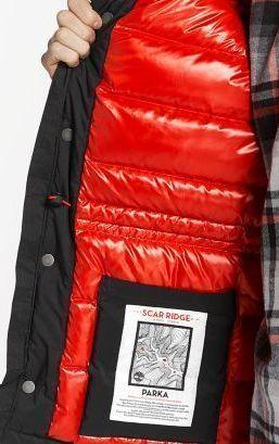 Куртка пуховая мужские Timberland модель TH5467 купить, 2017