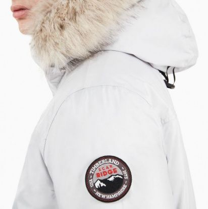 Куртка пухова Timberland модель A1MZFM29 — фото 4 - INTERTOP