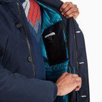 Куртка пуховая мужские Timberland модель TH5469 характеристики, 2017
