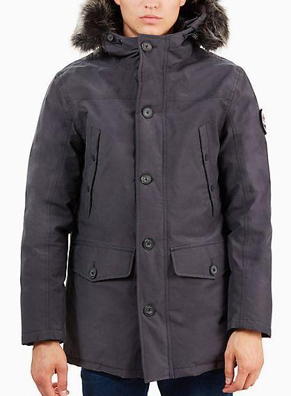 Куртка пуховая мужские Timberland модель TH5471 характеристики, 2017