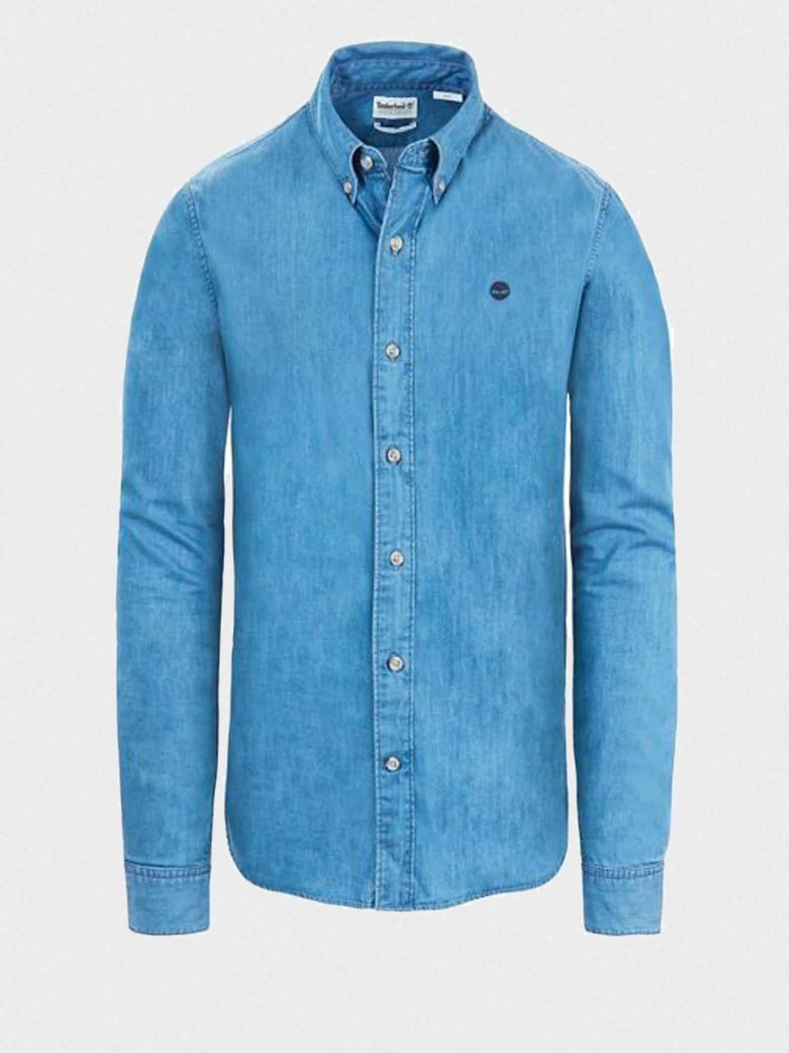 Рубашка мужские Timberland модель A1ME5450 качество, 2017