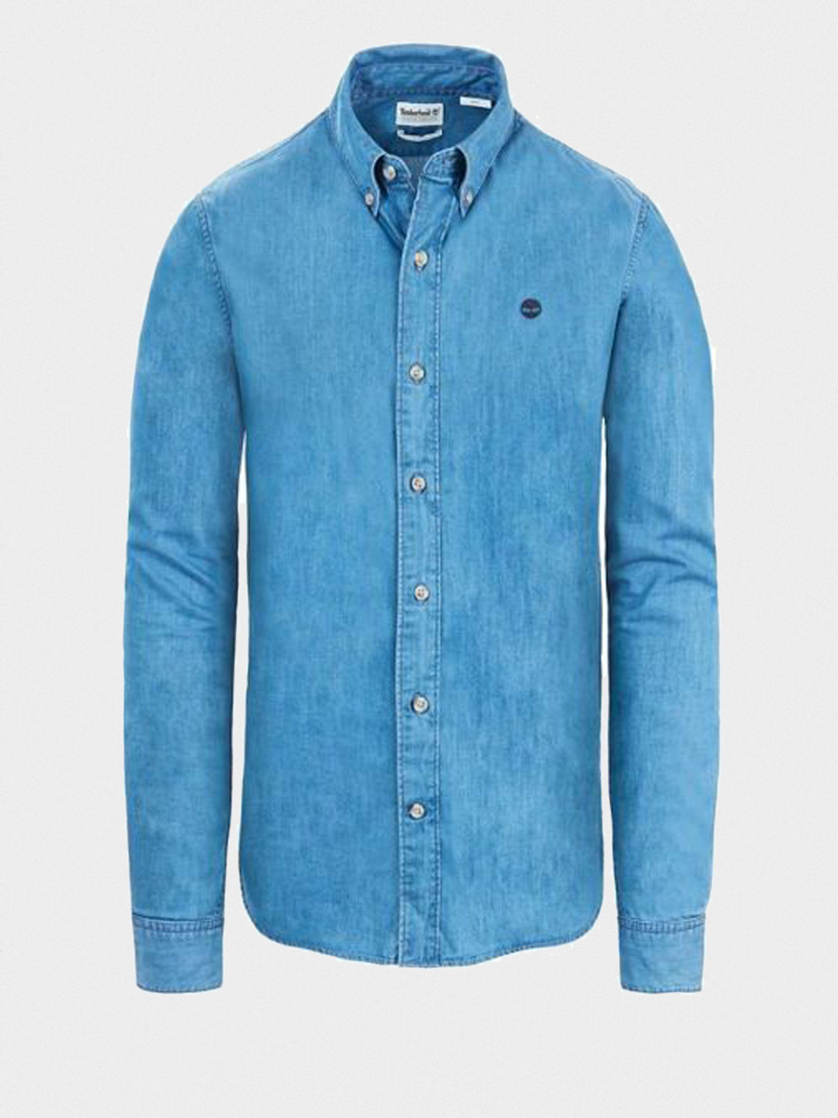 Рубашка с длинным рукавом мужские Timberland модель TH5474 цена, 2017