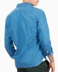 Рубашка с длинным рукавом мужские Timberland модель TH5474 купить, 2017