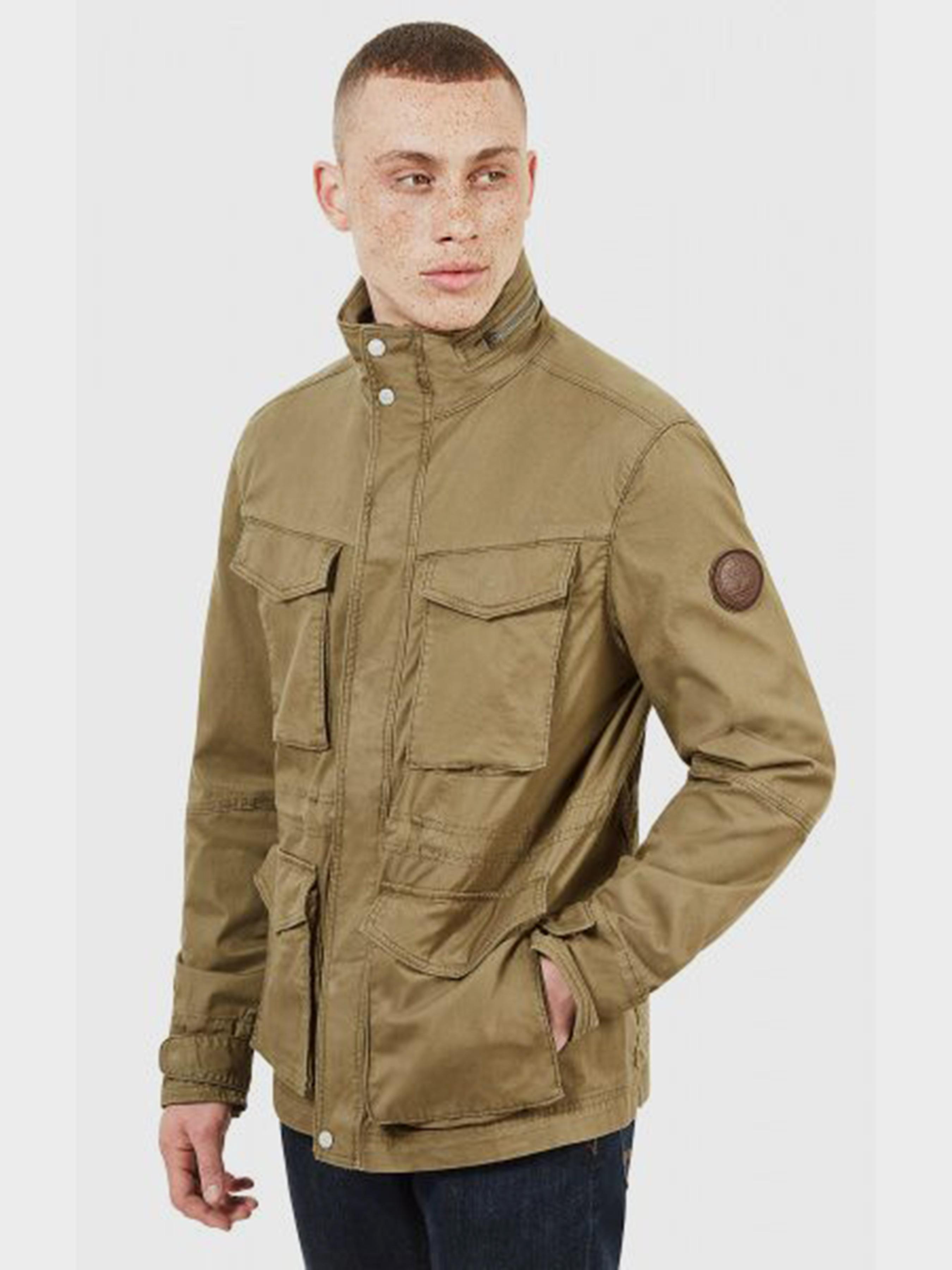 Купить Куртка мужские модель TH5515, Timberland, Зеленый