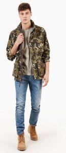 Куртка мужские Timberland модель TH5516 качество, 2017