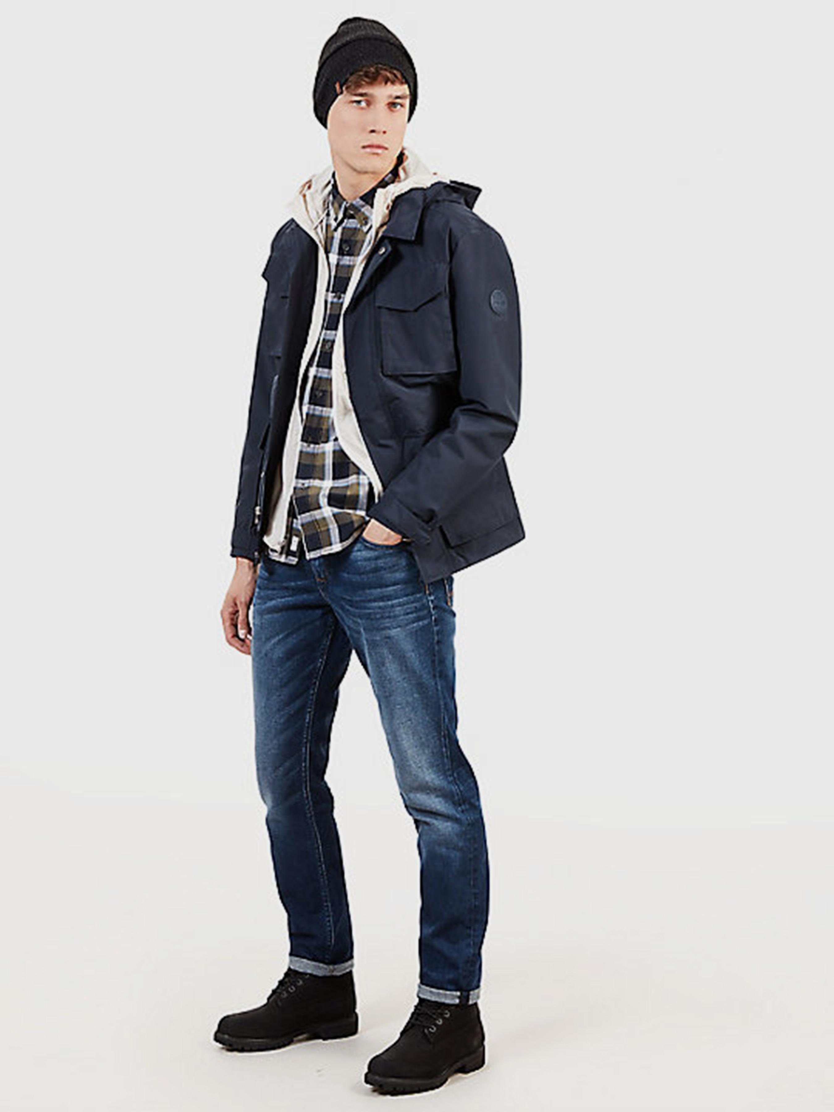 Купить Куртка мужские модель TH5521, Timberland, Синий