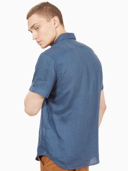 Рубашка с коротким рукавом мужские Timberland модель TH5538 приобрести, 2017