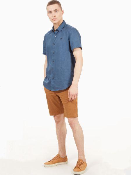 Рубашка с коротким рукавом мужские Timberland модель TH5538 цена, 2017