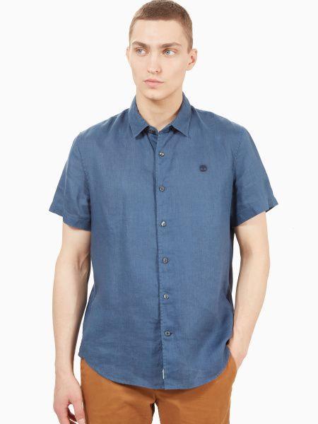 Рубашка с коротким рукавом мужские Timberland модель TH5538 купить, 2017