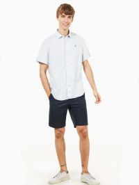 Рубашка с коротким рукавом мужские Timberland модель TH5539 цена, 2017