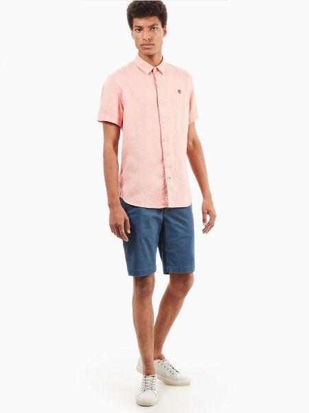 Рубашка с коротким рукавом мужские Timberland модель TH5540 цена, 2017