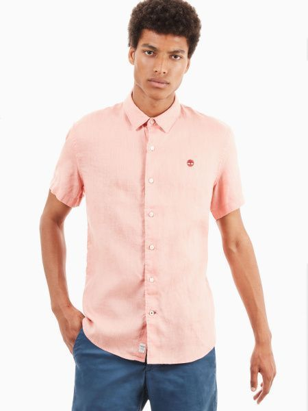 Рубашка с коротким рукавом мужские Timberland модель TH5540 купить, 2017
