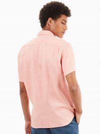 Рубашка с коротким рукавом мужские Timberland модель TH5540 приобрести, 2017