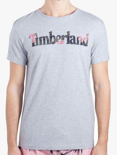 Футболка Timberland модель TB0A1O6BH81 — фото - INTERTOP