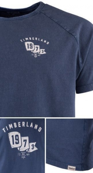 Футболка Timberland модель TB0A1O5Y288 — фото 3 - INTERTOP