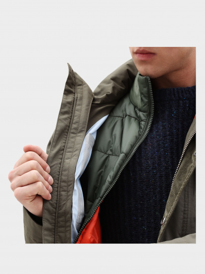 Куртка Timberland Snowdon Peak модель TB0A1WTMA58 — фото 7 - INTERTOP