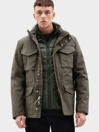 Куртка Timberland Snowdon Peak модель TB0A1WTMA58 — фото - INTERTOP