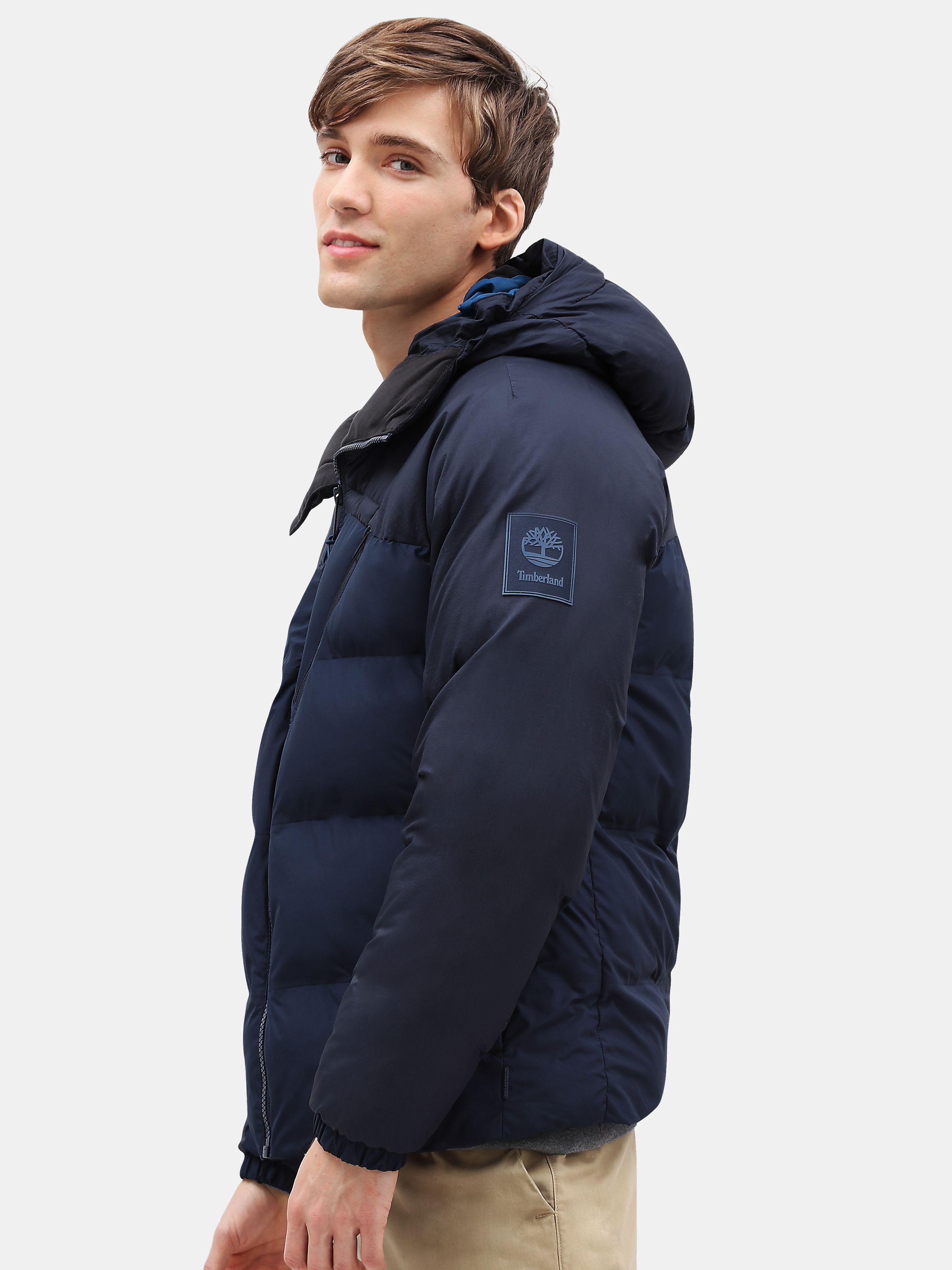 Куртка мужские модель TH5676, Timberland, Синий  - купить со скидкой