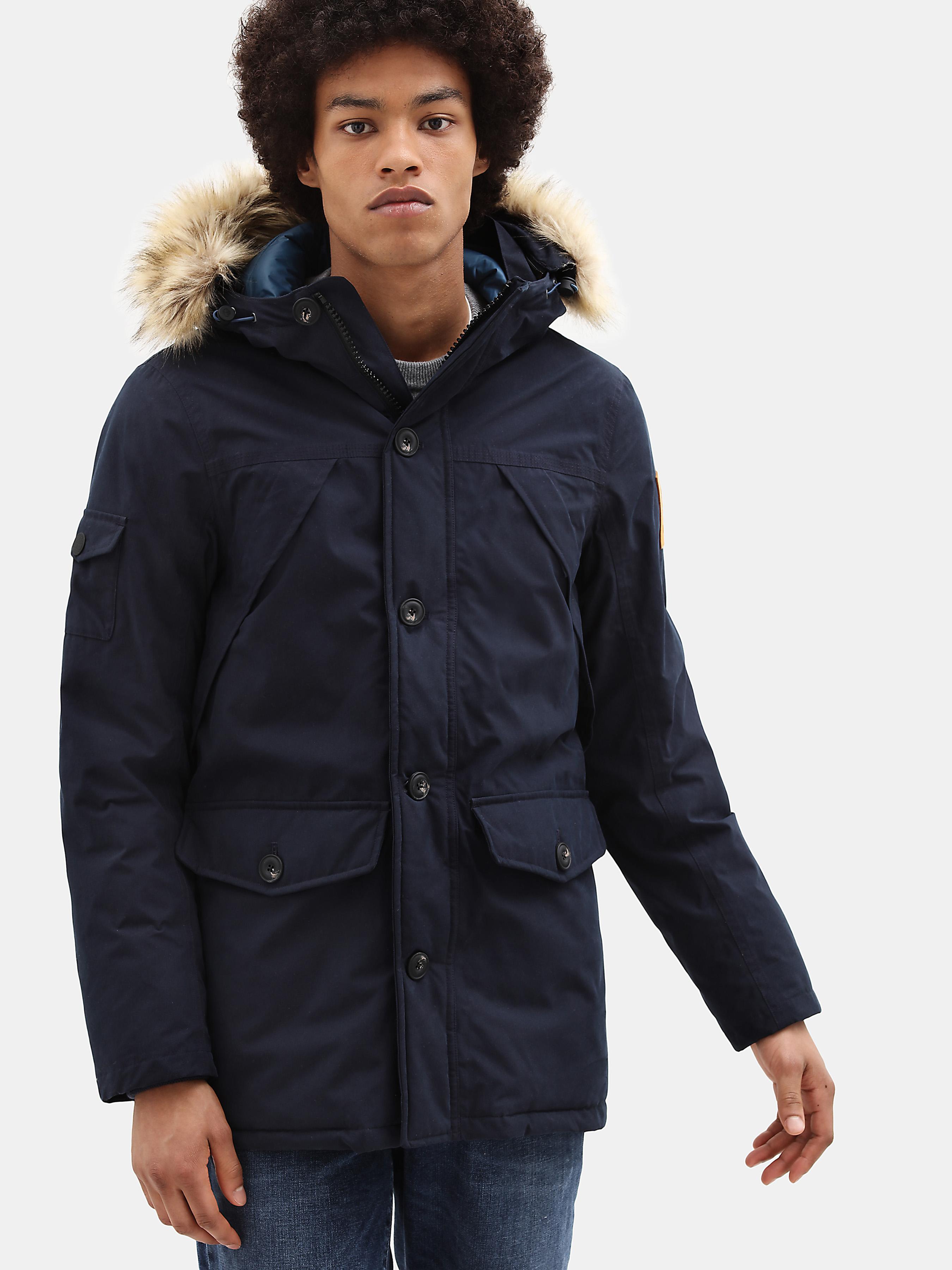 Купить Куртка мужские модель TH5683, Timberland, Синий